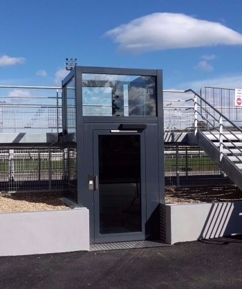 06 vimec piattaforma elevatrice s11 struttura grigio tab
