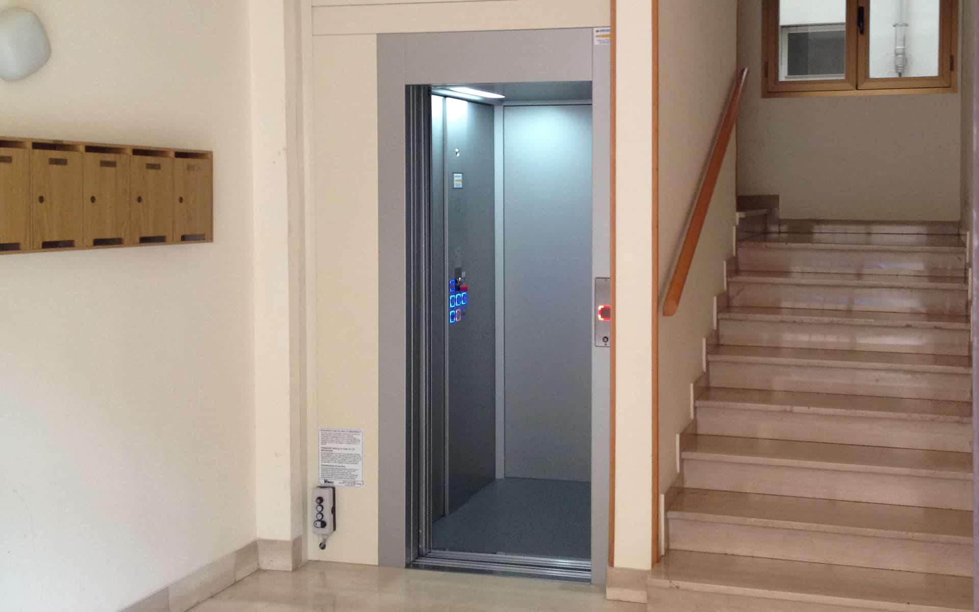 Dimensioni ascensore disabili